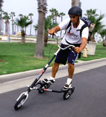 Alquiler de Trikkes en Eco Moving Sports